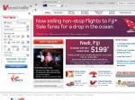 V Australia Launch Sydney-Nadi for $199 Each Way (Including Taxes)