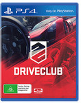 Driveclub PS4 $39 at Target