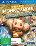 Super Monkey Ball Banana Splitz for PS Vita - $12.95 Shipped @ The Gamesmen eBay
