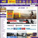 Sanguan 1000 Lumen Hi Power Front Bike Light Plus Free Azur Tal Light $79 Shipped @ Bikes.com.au