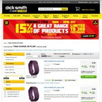 Fitbit Charge HR @ DickSmith $143.78 Click & Collect