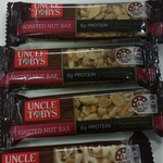 Free Uncle Tobys Nut Bars [Wynyard Station, NSW]