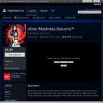 [PS3] PSN Store Alice Madness Returns $5.95