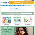 FREE: Full Unlimited Access to 'Get Revising' Educational Website (Was £6.99/Month)