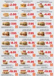 Hungry Jack's Coupons Valid to January 2016 (National)