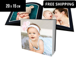 22-Page Personalised Soft Cover Photo Book - FREE (Was $7.99) + Free Shipping @ COTD