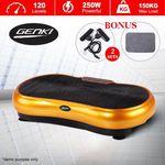2nd Gen Genki Ultra Slim Vibration Fitness Machine - $269.95 (Was $349.95) + $17.36 Post @ Crazy Sales
