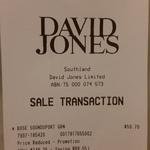 Bose Headphones 60% off on Old Stock- David Jones- Instore Only