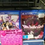 [PS VITA] Danganronpa Another Episode Ultra Despair, Persona 4: Dancing All Night - $29 @ JB Hi-Fi