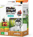 Chibi Robo Zip Lash Bundle $29, Animal Crossing Happy Home Designer Bundle $29, PS3 $139 @ Big W