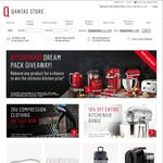 Qantas Store Flash Sale 20% off (Excludes Gift Cards)