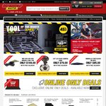 Supercheap Auto - $20 off $99 Spend - Online Only