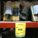 Holman Digital Rain Gauge WS202A, Wired, $5 (Was $9) @ Bunnings Warehouse, Dural NSW