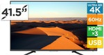 """Dick Smith 41.5"""" 4K LED TV (Ultra HD) $299 Delivered"""