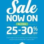 Closing down Sale Pets Place RSPCA Epping VIC 25-30% off All Stock