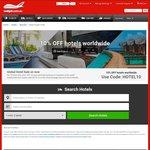 10% off Hotels Worldwide @ Webjet - Book before Sep 2nd