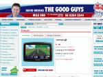 $198.05 TomTom XL 340 GPS @ Good Guy Mile End, SA - Today Only