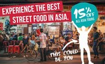 15% off Asia Tours with Urban Adventures