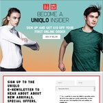 Win a $1,000 Online Voucher from UNIQLO