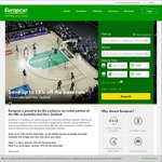 10-15% off Europcar Base Rate