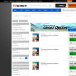 [PC/XB1/PS4] Tom Clancy's Ghost Recon: Wildlands for $32 at EB Games (PvP Mode Ghost War Now Available)