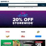 Sparesbox - Click Frenzy 20% off Storewide