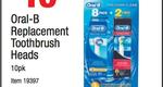 ORAL-B Precision Clean Toothbrush Heads 10 Pack- $26.99 @ Costco (Membership Required)
