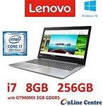 """Lenovo 320S 15.6"""" FHD IPS Core i7 8550U 8GB 256GB SSD 2GB GT940MX W10 $1299 Delivered @ Amazon AU / Online Centre"""