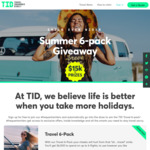 Win $6,000 Worth of Flights from Travel Insurance Direct