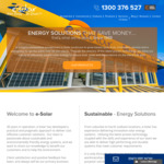 [WA] 5.6kw Talesun Panels + 5KW Zever Inverter PV Solar System $3,890 after STC Rebate @ E-Solar