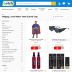 Lunar Sale $8.88 Each + Delivery on Selected 888 Items @ Catch