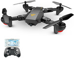 VISUO XS809HW Drone 720p Wide-Angle Camera, Headless Mode - US$34/AU$44 (US$35/AU$45 After Expiry) Free Expedited Shipping @ LIT