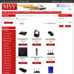 MSY Up to 52% Sale: Netgear Nighthawk R7000P $164, Logitech Harmony 650 $47 + More