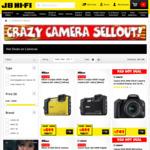 Camera Sale Eg GoPro Hero4 Session $199, Nikon Coolpix A900 $399, W300 $499, Canon PowerShot SX540 $349 @ JB Hi-Fi
