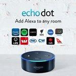 Amazon Echo Dot 2nd Gen $39 Delivered @ Amazon AU (New Users)