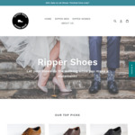 20% Discount on All Men's Genuine Leather Shoes - Free Shipping and Returns @ Ripper Shoes from $79.99 to $87.99