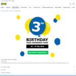 [NSW] IKEA Spend $250 & Save $50 Instantly + Kids Eat Free & More (Marsden Park)