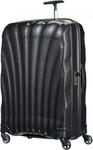 Samsonite 81cm Black Cosmolite - $359 Shipped @ Luggage Gear