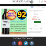 Dr. John's The Vale Shiraz 2013 for $96.00/DOZEN @ Skye Cellars