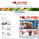 [SA] ½ Price Connoisseur Ice Cream Tubs 1L $4.99 @ Foodland