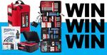 Win The Ultimate 4WD Super First Aid Kit Worth $184.95 from Four Hands in a Tin Can on Facebook