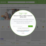 Extra 10% off Local Deals (Unlimited Redemptions, Max Discount $40) @ Groupon
