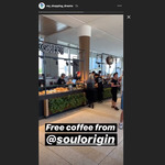 [QLD] Free Soul Origin Coffee Today (15/11) & Free Handmade Hey Tiger Chocolate Bar until 18/11 @ Sunshine Plaza (Maroochydore)