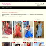Black Friday Sale: 20% off Dresses @ Koogal