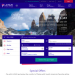 Auckland to Sydney Business Class from $329 One Way on LATAM (787 Dreamliner, Lie Flat Seats) @ LATAM (December)