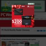 Win a Logitech K600 TV Keyboard from PC World Australia