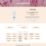 Free Full-Size Clinique Product (3 Options) When You Purchase Any Two Clinique Products Including One Skin Care @ Adore Beauty