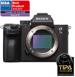 Sony A7 III Mirrorless Camera (Body Only) $2499 Delivered @ Digital Camera Warehouse