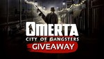 Giveaway: Omerta - City of Gangsters @ GameSessions