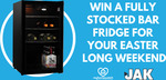 Win a BWS Voucher & Bar Fridge from My Home Watch